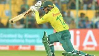 दक्षिण अफ्रीका के लिए सबसे तेज T20I अर्धशतक बनाने वाले बल्लेबाज बने क्विंटन डी कॉक