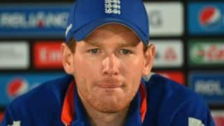 Eoin Morgan: I will not hesitate to drop myself if need be to win the 2019 World Cup