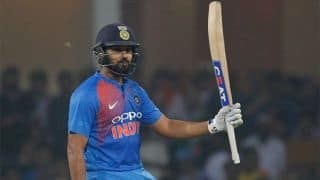 India vs West Indies 2018, 2nd T20I: Rohit Sharma's unbeaten 111 powers hosts to 195/2 at Lucknow