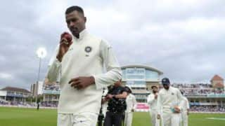 India vs England, 3rd Test, Day 2: The Hardik Pandya super spell at Trent Bridge