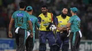 Photos: Pakistan vs World XI, 2nd T20I