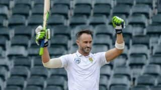 Former south african skipper Faf du Plessis retires from Test cricket; T20 format will be priority