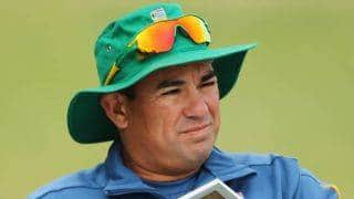 Russell Domingo wants South Africa to play as a unit in deciding ODI