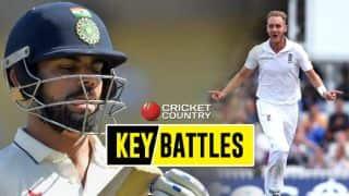 IND vs ENG 5th Test: Kohli vs Broad, Cook vs Ashwin and other key battles