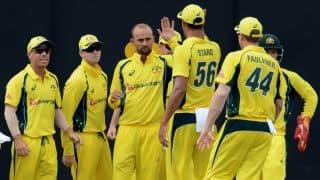 Australia vs Sri Lanka 4th ODI: Australia eye series win