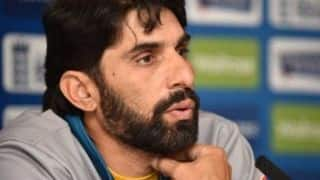 Misbah's salary a hindrance as PCB look to rope in former Pakistan captain as head coach