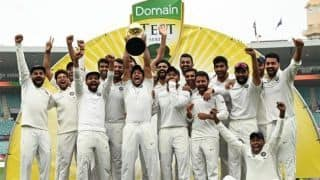LIST: India's maiden away Test series wins