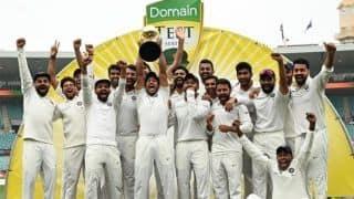 LIST: India's maiden away Test series wins
