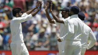 टी रिपोर्ट- केपटाउन में टीम इंडिया ने उड़ाए द.अफ्रीका के होश, 230 रनों पर गिराए 7 विकेट