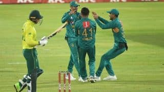 3rd T20I: Shadab, Amir star in Pakistan's consolation win