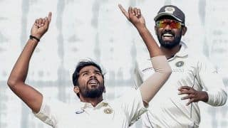 Syed Mushtaq Ali 2019, Group A, Round 3: Sandeep Warrier's hat-trick seals Kerala's eight-run win over Andhra