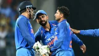 IPL 2018: Dismissing Virat Kohli, MS Dhoni on Kuldeep Yadav's bucket list
