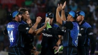 India vs New Zealand 4th ODI highlights: Martin Guptill, Tim Southee shine