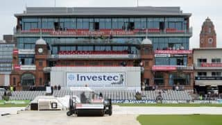 India vs England, 4th Test at Manchester: Rain stops play in second session