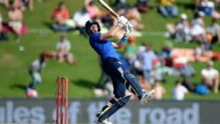 Joe Root's thunderous seventh ODI hundred help England put 318 runs against South Africa