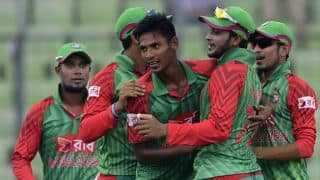 'Banglawash' pressure hampered chances to win 3rd ODI vs India, says Mashrafe Mortaza