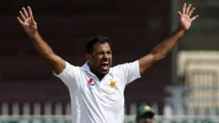 Waqar Younis: Wahab Riaz should have taken at least 80 to 90 Test wickets