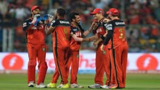 Royal Challengers Bangalore in IPL 2016, Review: Marks out of 10