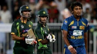 Sri Lanka win toss, elect to field in 2nd ODI against Pakistan at Sharjah
