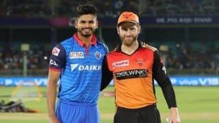 IPL 2019, Eliminator DC vs SRH: Shreyas Iyer wins toss, Delhi Capitals elect to bowl against Sunrisers Hyderabad