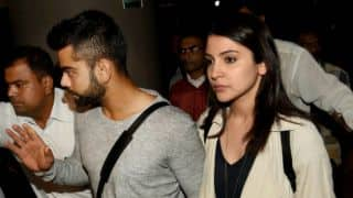 Virat Kolhi-Anushka Sharma shakes a leg together at Yuvraj Singh-Hazel keech's Goa wedding