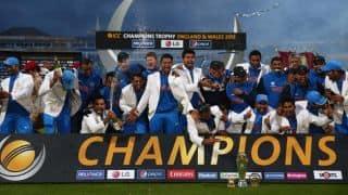 चैंपियंस ट्रॉफी: टीम प्रिव्यू- भारत है खिताब जीतने का बड़ा दावेदार