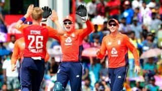 I don't think you can disregard Olly Stone from World Cup: Eoin Morgan