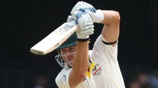 Shane Watson to undergo fitness test ahead of 3rd match against India at MCG