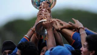 India's Under-19 World Cup win 2012