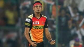 Siddarth Kaul reprimanded for Level 1 offence against mumbai indians