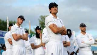 Alastair Cook: Losing to Sri Lanka is tough to take