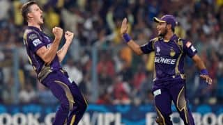 Live Cricket Scorecard: IPL 2015, Kolkata Knight Riders vs Royal Challengers Bangalore, Match 5 at Kolkata