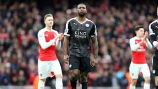 Leicester City's loss to Arsenal won't affect EPL title chances: Wes Morgan