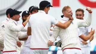 VIDEO: Ben Stokes' astonishing catch of Adam Voges at Trent Bridge!