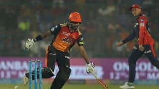 "IPL 2018, Match 42: Shikhar Dhawan reveals there was ""no chat with Kane Williamson"" during match-winning stand vs DD"