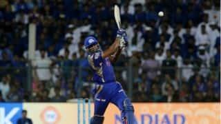 IPL 2017: Rohit Sharma says Mumbai Indians (MI) put up a great fight vs Kings XI Punjab (KXIP)