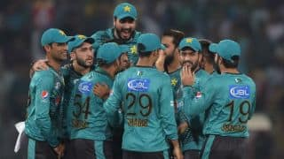 PAK beat WXI by 33 runs; win Independence Cup 2-1