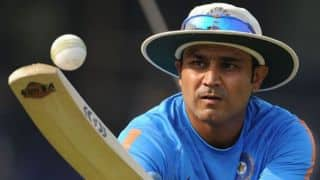 Virender Sehwag wants someone to invest in his biopic