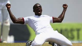Jerome Taylor registers best bowling figures for West Indies against Australia at Jamaica