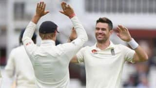West Indies vs England: James Anderson equals Ian Botham record of taking 27 five wicket haul in Test