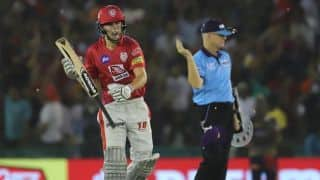 KXIP vs KKR: Sam Curran's 55* off 24 balls powers Kings XI Punjab to 183/6 vs Kolkata Knight Riders