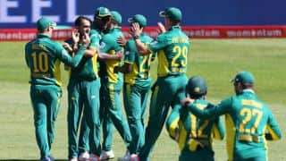 SA vs AUS, 4th ODI: South Africa's likely XI