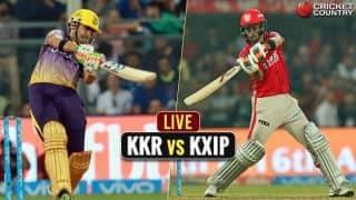 Highlights, Kolkata Knight Riders vs Kings XI Punjab IPL 2017, Match 11: Narine, Gambhir lead KKR to easy win