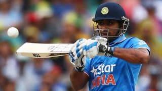 India steady with KL Rahul and Ambati Rayudu hold fort against Zimbabwe in 1st ODI at Harare