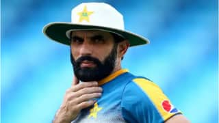 Misbah Ul Haq: Will have to be patience with players making a comeback
