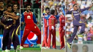 IPL 2014: Key Battles in Kolkata Knight Riders (KKR) vs Royal Challengers Bangalore (RCB)