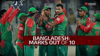 India vs Bangladesh ODI series 2015: Marks out of 10 for Bangladeshi cricketers