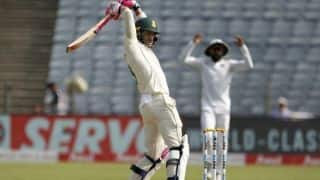 India vs South Africa, 2nd Test: Faf du Plessis Pune Test