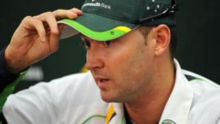 Clarke terms Australia's performance as 'terrible'