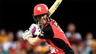 Big Bash League: Usman Shinwari, Sam Harper star as Melbourne Renegades wins over Brisbane Heat
